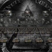 dollar flag army 3d animation video footage vj loop