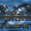 un army 3d animation video footage vj loop