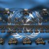 un army 3d animation video footage vj loop