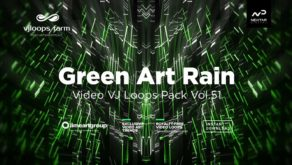 Green Art-VJloops