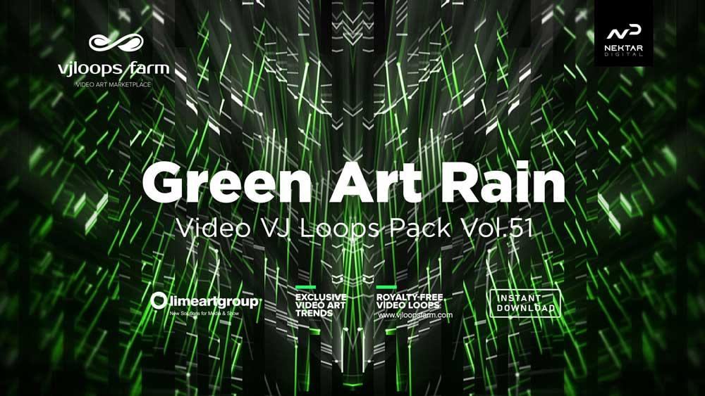 Green Art-VJloops