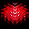 red circle pattern wallpaper vj video loop