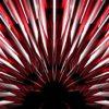 red video footage vj loop