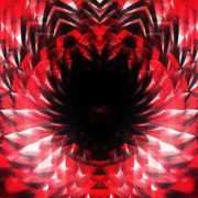 red circle pattern wallpaper vj video loop