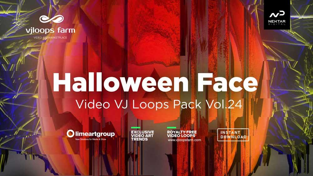 Halloween-Face-vj-loops