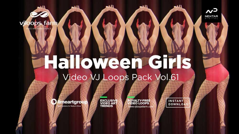 Halloween-Girls-Video-vj-loops