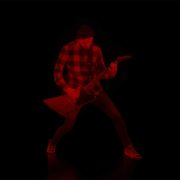 rock guitarist video footage vj loop