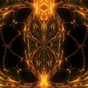 Heat fireworks_Abstract Background. Loop Animation vj_loops_Layer
