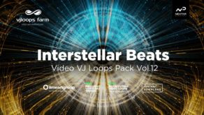 Interstellar-vj-loops-3d-visuals