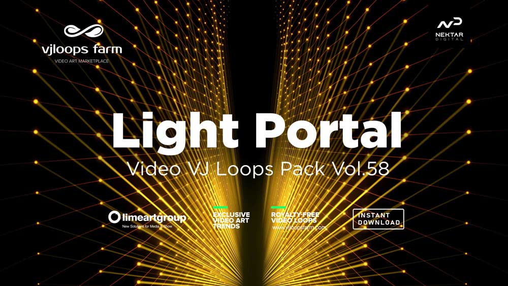 Light-Portal-Video-Art-VJ-loop