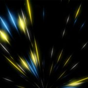 light rays vj video loops