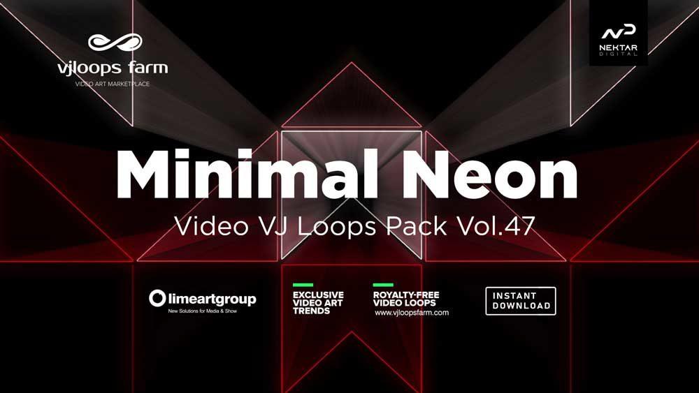 Minimal-neon-visuals-video-vj-loops-pack