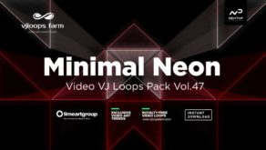 Minimal-neon-visuals-video-vj-loops-pack