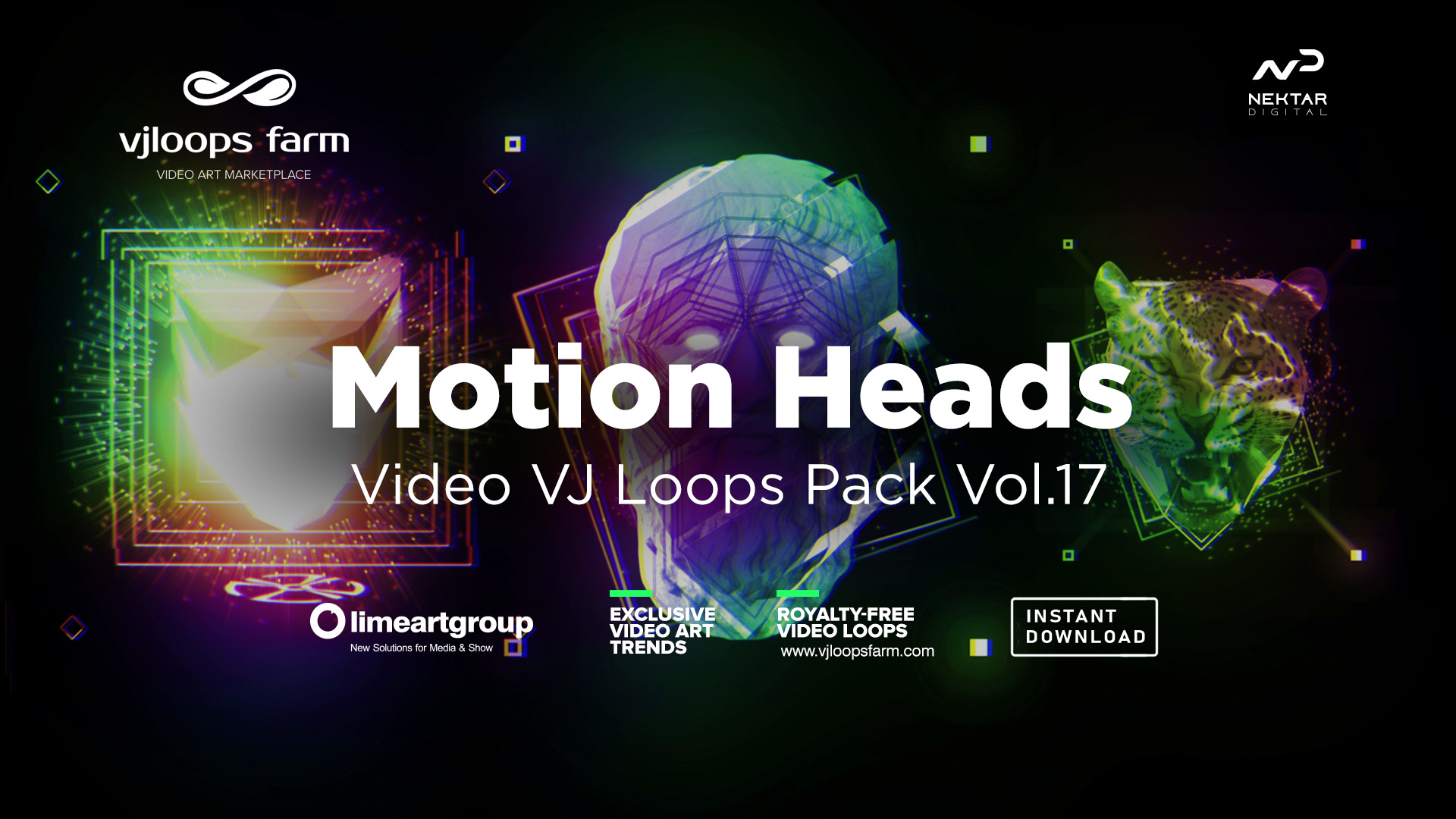 vj loops visuals