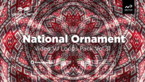 National-ukraine-ornament-video-footage