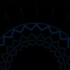 red blue neon vj loops visuals