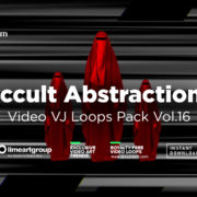 Occult Abstractions - Video VJ Loops Pack Vol.16