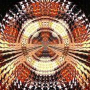 fire flame abstract video art vj loop