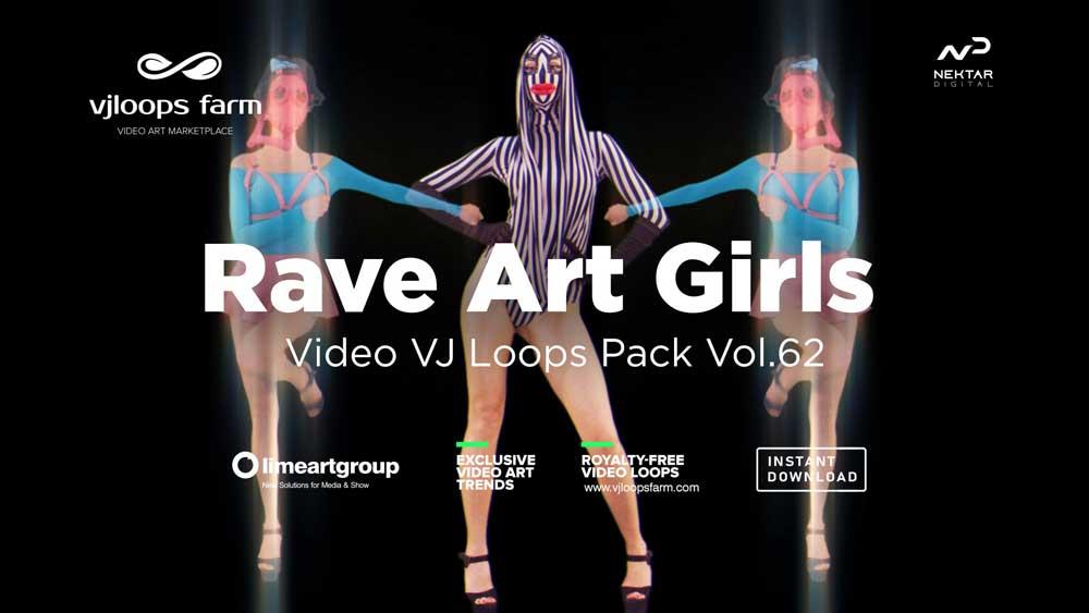 Rave-Art-Girls-VJ-loops