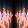 Rave_Go_Go_Girls_marching_Video_Art_Video_Footage_Vj_Loop