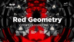 Red-Geometry-vj-loops