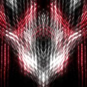 Red and white glaring fireworks_visuals Abstract Background. Loop Animation_vj_loops_Layer