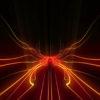 line tunnel animation video footage vj loop
