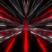 Red glowing fireworks_visuals Abstract Background. Loop Animation_vj_loops_Layer