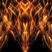 Scorching fireworks_visuals Abstract Background. Loop Animation_vj_loops_Layer