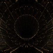 slow video vj clip looped tunnel animation