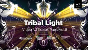 Tribal-Light-Vj-loops