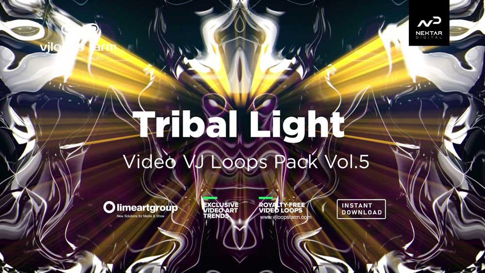 Tribal-Light-Vj-loops