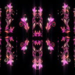 vj video background VIntage-Slide-Glass-Mirror-Glow-Video-Art-Vj-Loop_003
