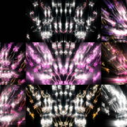Vintage-King-Gate-Light-Portal-Video-Art-Vj-Loop VJ Loops Farm