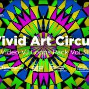 Circus-Vj-loops
