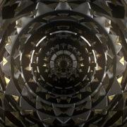 auriferous Abstract loop ripple gold 3d wave_vj_loops_Layer