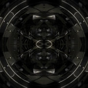 black Concentric dashing rounded pentagons glass_visuals_vj_loops_Layer jpeg