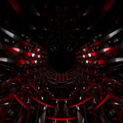 black and Red Carbon Polygonal Background glass visuals vj loops Layer