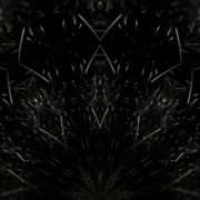 black background featuring a seamless pattern with dynamic circle graphics glass visuals vj loops Layer