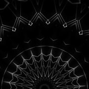 black star abstract summer textured motion background _vj_loops_Layer