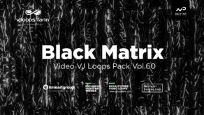 black pattern motion background video art wallpaper