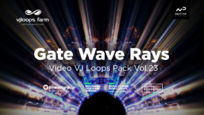 gate Wave Rays