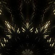 golden Abstract loop ripple 3d wave_vj_loops_Layer