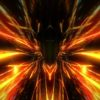 Beaming fireworks_visuals Abstract Background. Loop Animation_vj_loops