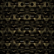 platinum Abstract loop ripple gold 3d changing _vj_loops_Layer