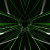 speed force star needles rendering of formed tunnel vj_loops_Layer