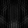 star needles motion graphics and animated background with 3D shapes vj loops