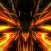 steaks of light shooting black cosmic entity_tunnel_vj_loops