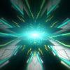 streak of green light motion_tunnel_vj_loops_Layer photojpeg