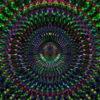 Colorfull-mosaic-square-pattern-animation-Circle-art-vj-loop-background-wall_001 VJ Loops Farm